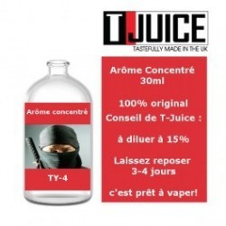 Concentré TY-4 30ml TJuice