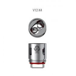 Résistances TFV12-X4 Smok