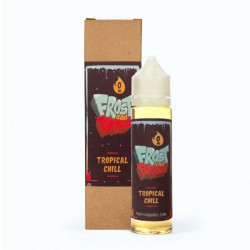 Tropical Chill 50ml 0mg Frost & Furious by Pulp