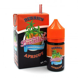 Concentré Berries Apricot 30ml Sunshine Paradise