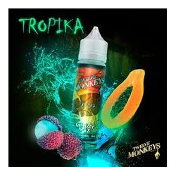 Tropika 50ML 0mg Twelve Monkeys