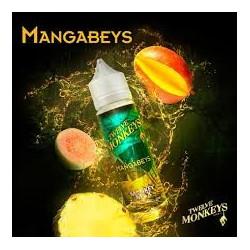 Mangabeys 50ML 0mg Twelve Monkeys