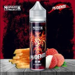 Phoenix 50 ml 0 mg Monster Project