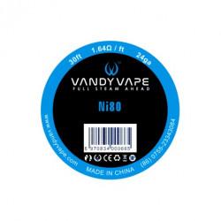 Pure Nickel NI80 Vandy Vape