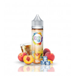 Ice T Pêche 50ml 0mg Franco Vape