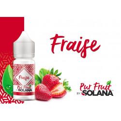 Fraise 50ml 0mg Pur Fruit