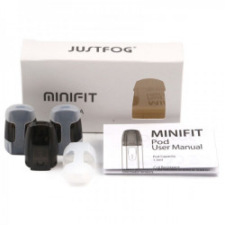 Cartouche Pod Minifit Justfog
