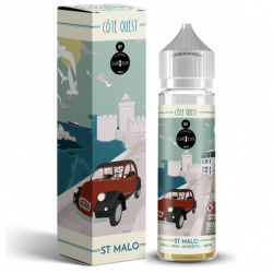 Côte Ouest St Malo 50ml 0mg