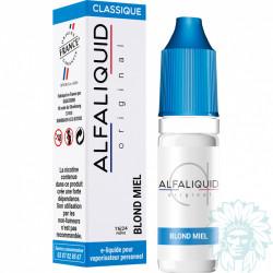 ALFALIQUID - Blond miel 10ml