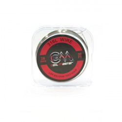 316L SS Wire 10ml Coil Master