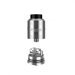 Peerless RDA Geekvape (stainless steel version)