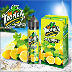 Maldives 50ml 0mg Tropika