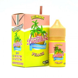 Concentré Lemon Peach 30ml Sunshine Paradise
