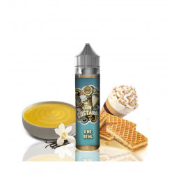 Jin Custard 50 ml Chubby ZHC 0 mg  Jin and Juice