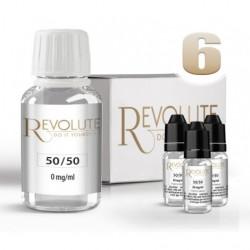 Pack DIY 6 en 50/50 Revolute