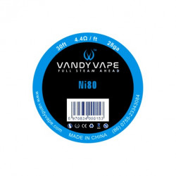 Pure Nickel NI80 Vandy Vape