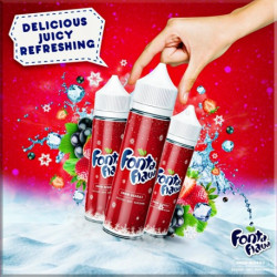 Snow Berries 60ml 0mg Fonta Flava