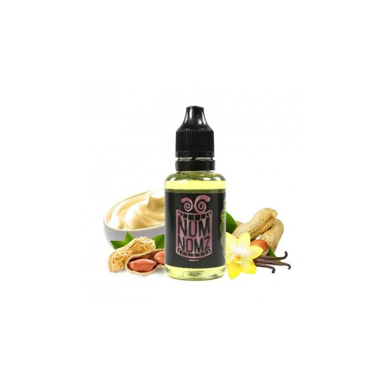 Concentré Nutter Custard 30 ml Nom Nomz