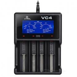 Chargeur d'accu VC4 Xtar