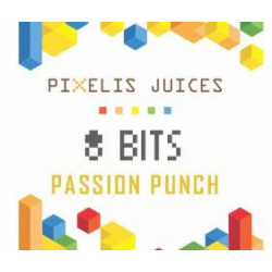 8 Bits Pixelis Juice 100 ml RemixJuice