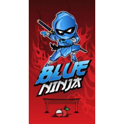 Blue Ninja 100 ml RemixJuice