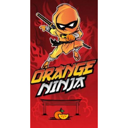 Orange Ninja 100 ml RemixJuice