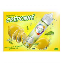 Créponné No Fresh 50 ml 0 mg Francovape