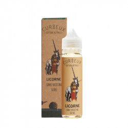Licorne 50ml 0mg Astrale