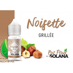 Noisette Grillée 20ml 0mg Pur Fruit