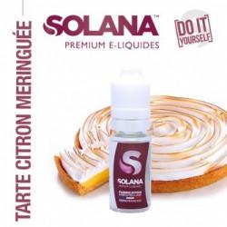 Concentré Tarte citron meringuée 10ml Solana