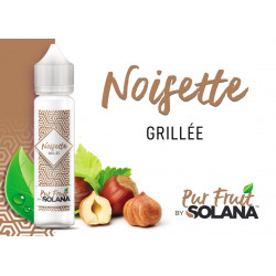 Noisette 50ml 0mg Pur Fruit