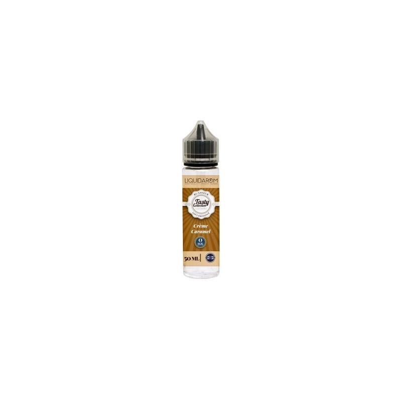 Crème Caramel 50ml 0mg