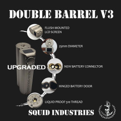 Box Double Barrel V3 - Squid Industry