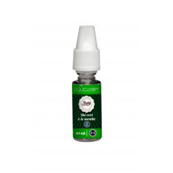 Thé vert à la menthe 10ml Tasty Collection