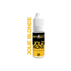Jolie blonde Fifty 10ml Liquideo