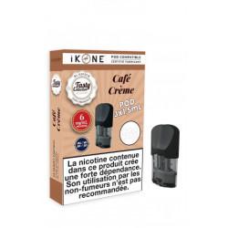 Pods Café Crème Tasty Collection by Liquid'Arôm (3 pièces)