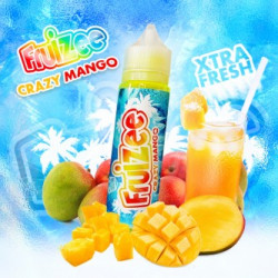 Crazy Mango 50ml 0mg...